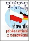 Słownik polsko-niemiecki z rozmówkami Minimum dla turysty