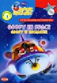 Czytaj po angielsku z Disneyem! - Goofy w kosmosie z płytą CD