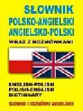 Gordon Jacek - Słownik polsko-angielski angielsko-polski wraz z rozmówkami. Słownik i rozmówki angielskie. English-Polish Polish-English Dictionary