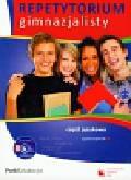 Ewak Agata - Repetytorium gimnazjalisty część językowa język angielski z płytą CD