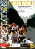 Betleja Jacek, Nowicka Irena, Wieruszewska Dorota - Expedition Deutsch 1 B Podręcznik z ćwiczeniami +CD
