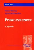 Witczak Hanna, Kawałko Agnieszka - Prawo rzeczowe