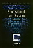 Szopiński Tomasz - E-konsument na rynku usług