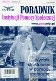 Susiec Ewa - Wydatki strukturalne w pomocy społecznej