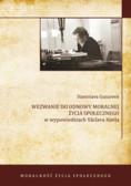 Gazurová Stanislava - Wezwanie do odnowy moralnej życia społecznego w wypowiedziach Václava Havla