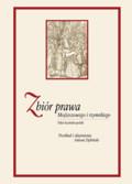Dębiński Antoni - Zbiór prawa Mojżeszowego i rzymskiego. Tekst łacińsko-polski