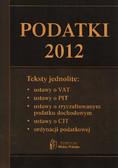 red. Kuciński Rafał - Podatki 2012