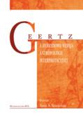 red. Szafrański Adam A. - Geertz a hybrydowa wersja antropologii interpretacyjnej