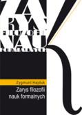 Hajduk Zygmunt - Zarys filozofii nauk formalnych