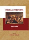 red. Niebelski Eugeniusz - Emigracja postyczniowa 1863 roku