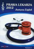 Zajdel Justyna - Prawa lekarza 2012