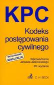 Jankowski Janusz (wprow.) - Kodeks postępowania cywilnego i inne akty prawne