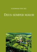 Pek Kazimierz MIC - Deus semper maior. Teologiczny obraz Boga w mariologii polskiej XX wieku