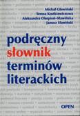 Głowiński Michał - Podręczny słownik terminów literackich