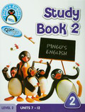 Hicks Diana, Scott Daisy, Raggett Mike - Pingu`s English Study Book 2 Level 2. Units 7-12