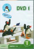 Scott Daisy, Hicks Diana - Pingu`s English DVD 1 Level 1. Units 1-6