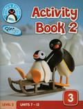 Hicks Diana, Scott Daisy, Raggett Mike - Pingu`s English Activity Book 2 Level 3. Units 7-12