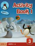 Hicks Diana, Scott Daisy, Raggett Mike - Pingu`s English Activity Book 1 Level 3. Units 1-6