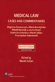Banaszczyk Zbigniew, Boratyńska Maria, Borysiak Witold - Medical Law