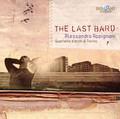 Quartetto d`archi di Torino - Alessandro Appignani: The Last Bard