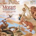 Mozart Akademie Amsterdam, Jaap Linden - Mozart: Symphonies 40 & 41
