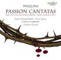 Sharon Rostorf-Zamir, Furio Zanasi, Capella Tiberina, Giovanni Caruso - Pasquini: Passion cantatas