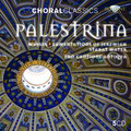 Pro Cantione Antiqua, Mark Brown, Bruno Turner - Choral Classics: Palestrina Masses, Lamentations of Jeremiah, Stabat Mater