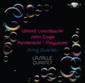 Lasalle Quartet - Lutoslawski & Penderecki: String Quartets