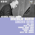 Sviatoslav Richter - Sviatoslav Richter: Concerto edition. Historical Russian Archives