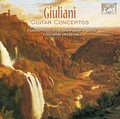 Claudio Maccari, Paolo Pugliese, Ensemble Ottocento - Giuliani: Guitar Concertos