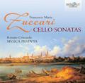 Renato Criscuolo, Musica Perdua - Zuccari: Cello Sonatas