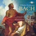 Barbara Schlick, Claudia Schubert, Wilfried Jochens, Stephan Schreckenberger, Rheinische Kantorei - W.F. Bach: Cantatas