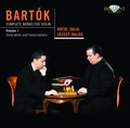 Antal Zalai, Jozsef Balog - Bartok: Complete works for violin Vol.1, Early Works and transcriptions