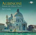 Ad Corda - Albinoni: Sonate da Chiesa Op. 4