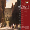 Stefan Schilli, Stuttgart Kammerorchester, Nicol Matt - Albinoni: Oboe Concertos