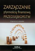 Grabowska Magdalena - Zarządzanie płynnością finansową przedsiębiorstw
