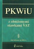 PKWiU z obniżonymi stawkami VAT