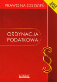 Kopońska Ewelina - Ordynacja podatkowa. Stan prawny na dzień 1 marca 2012 roku