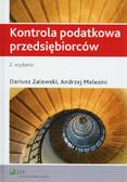 Zalewski Dariusz, Melezini Andrzej - Kontrola podatkowa przedsiębiorców