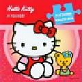 Karwan-Jastrzębska Ewa - Hello Kitty W podróży. Puzzlowa książeczka