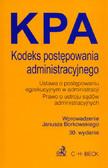 Kodeks postępowania administracyjnego. wprowadzenie Janusza Borkowskiego
