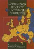 Modernizacja procesów integracji europejskiej