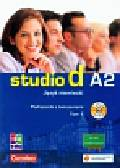 Studio d A2 Język niemiecki Podręcznik z ćwiczeniami Tom 1 z płytą CD. Szkoła ponadgimnazjalna
