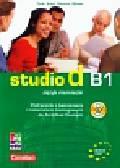 Studio d B1Język niemiecki Podręcznik z ćwiczeniami + CD. (L.1-10)