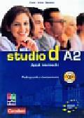 Studio d A2 Język niemiecki Podręcznik z ćwiczeniami + CD