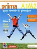 Prima A1/A2 Język niemiecki 2 Zeszyt ćwiczeń + CD gimnazjum
