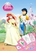 Disney Księżniczka Kolorowanka i naklejki. DPN2