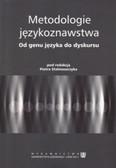 red. Stalmaszczyk Piotr - Metodologie językoznawstwa. Od genu języka do dyskursu