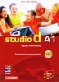 Funk Hermann, Kuhn Christina, Demme Silke - Studio d A1 Podręcznik z ćwiczeniami z płytą CD