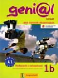Funk Hermann, Koenig Michel, Koithan Ute - Genial 1B Kompakt podręcznik z ćwiczeniami z płytą CD. Gimnazjum
